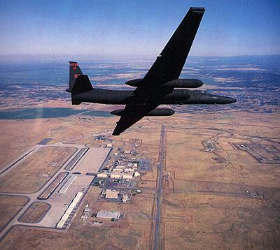 U-2 over California